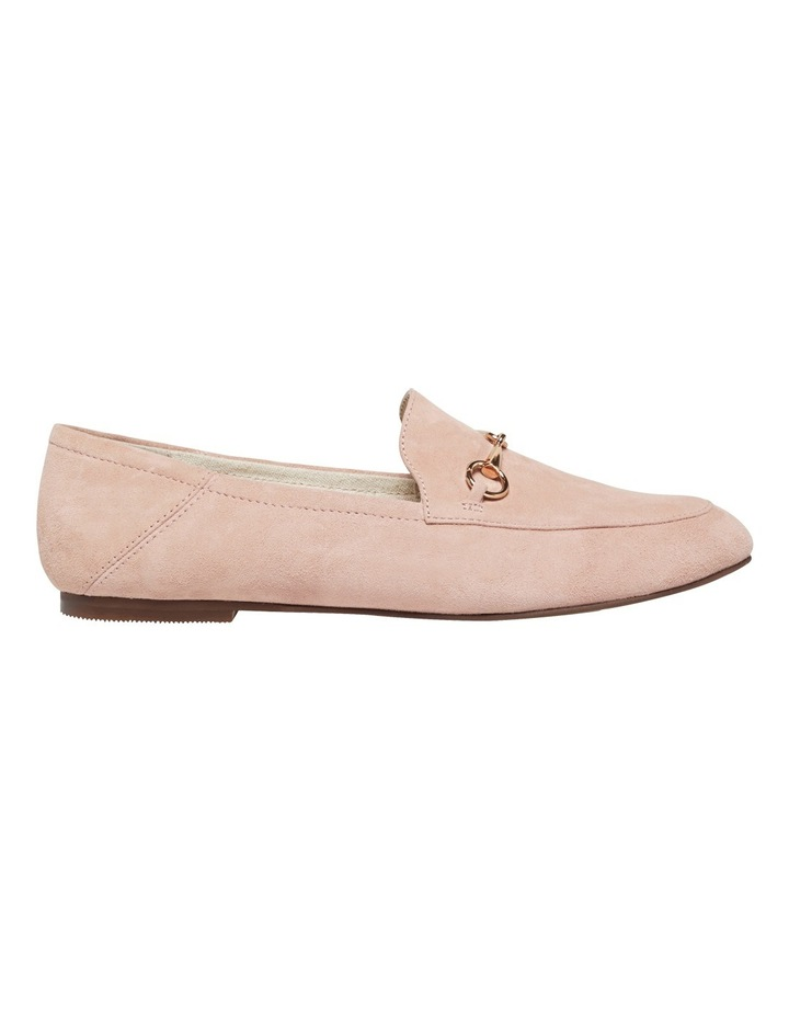Dani Rosewood Suede Loafer image 1