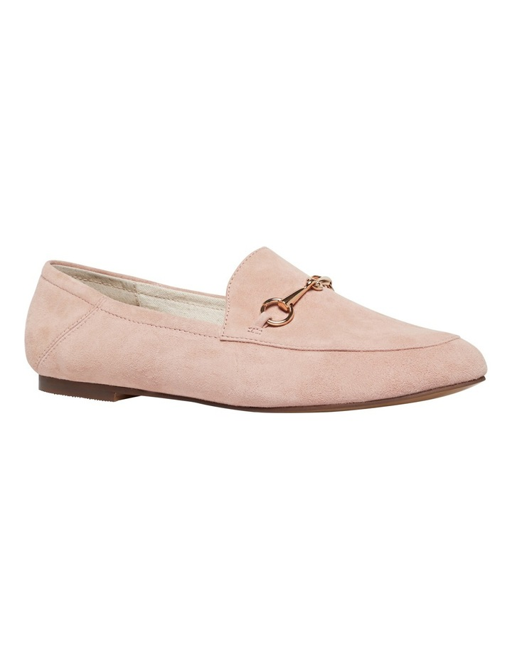 Dani Rosewood Suede Loafer image 2