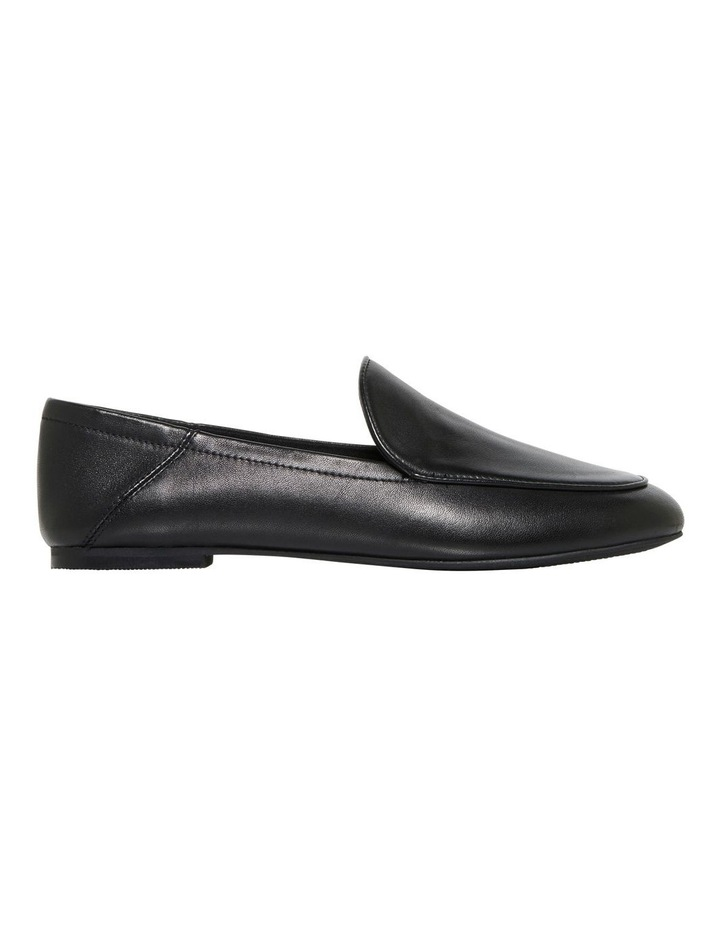 Dellan Black Flat Shoes image 1