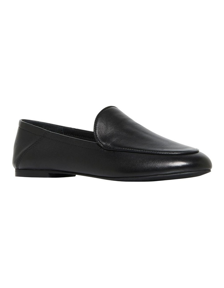 Dellan Black Flat Shoes image 2