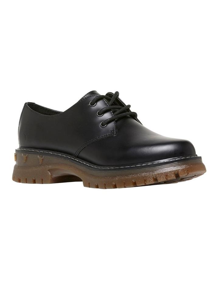 Rumour Black Flat Shoes image 2
