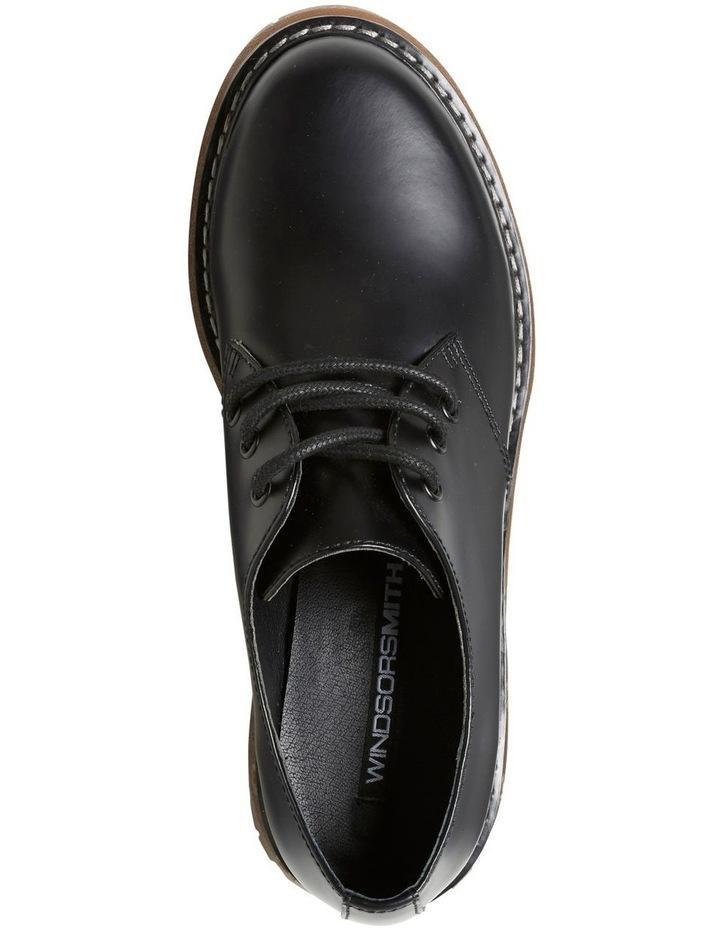 Rumour Black Flat Shoes image 3