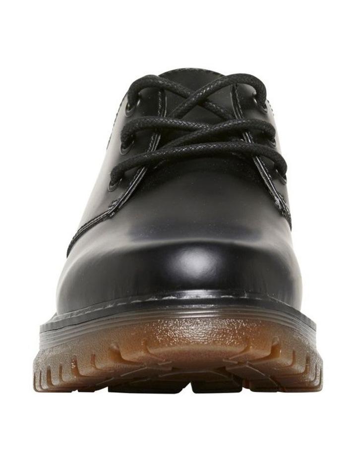 Rumour Black Flat Shoes image 4