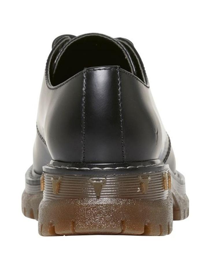 Rumour Black Flat Shoes image 5