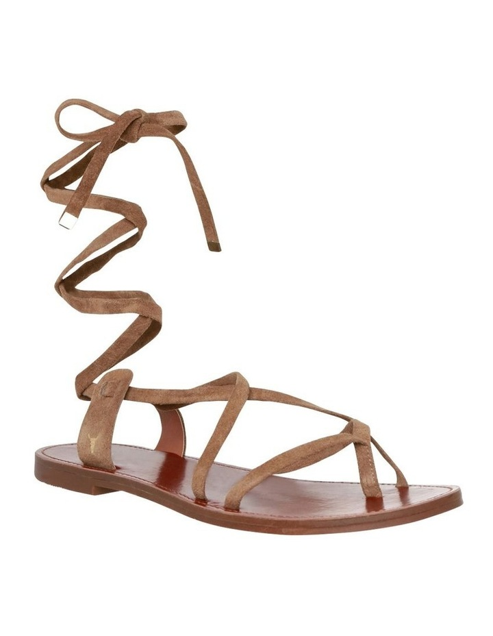 Bizz Tan Suede Sandal image 2