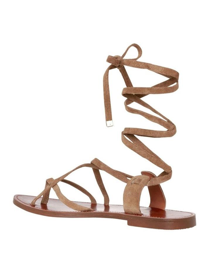 Bizz Tan Suede Sandal image 3