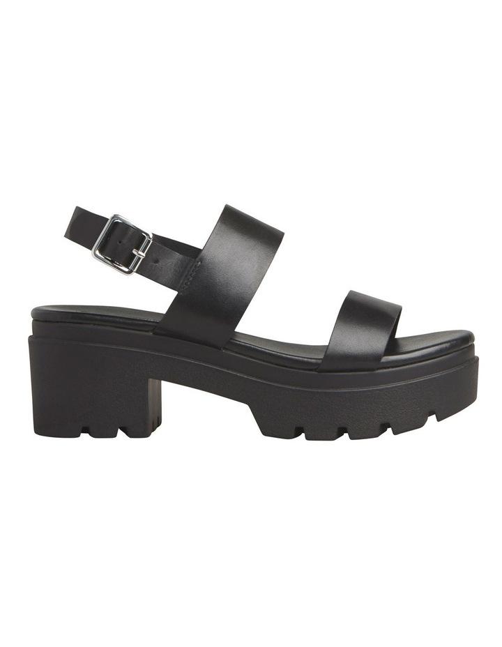 Windsor Smith Emmy Black Sandal