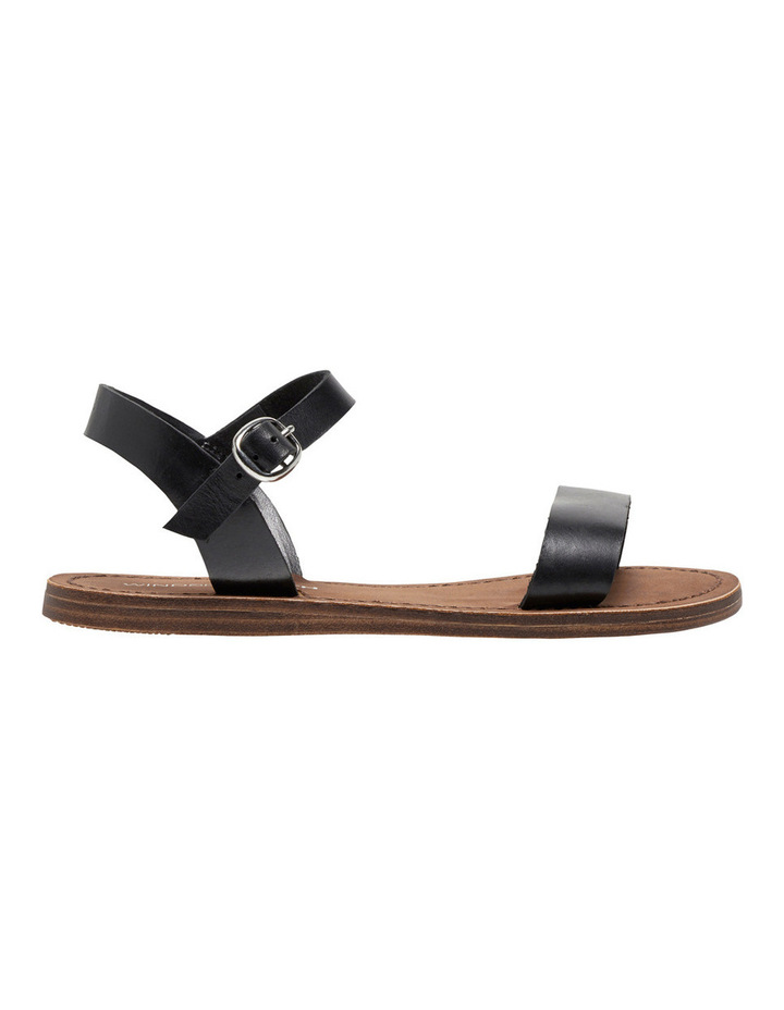 Keira Black Sandal image 1