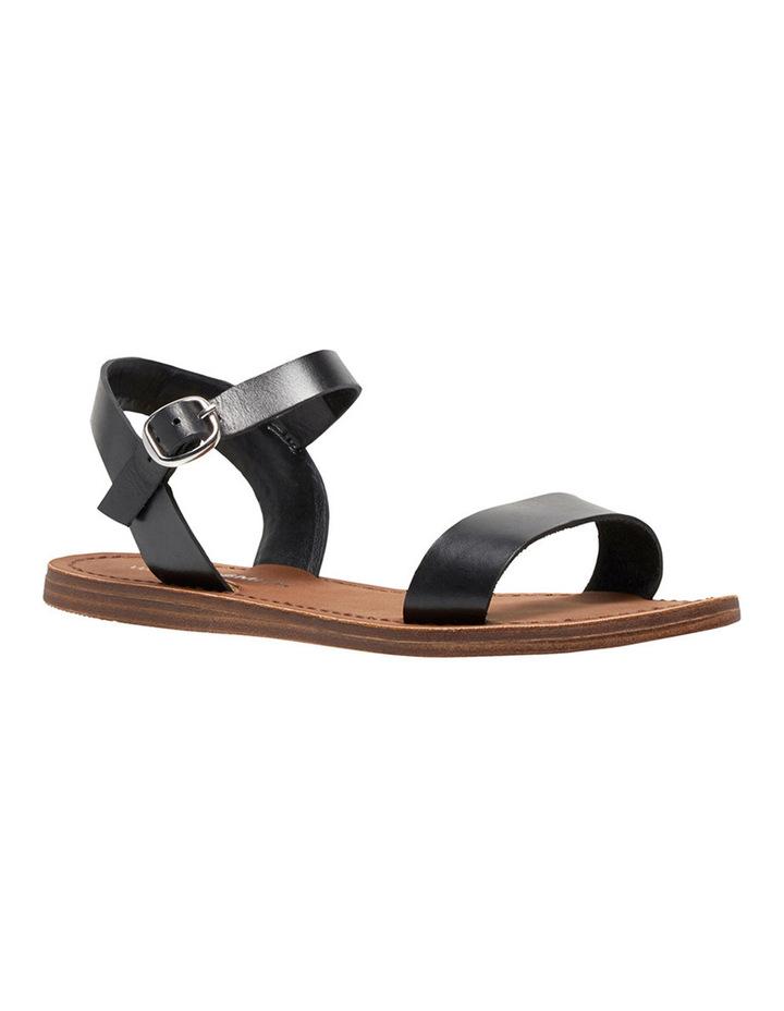 Keira Black Sandal image 2