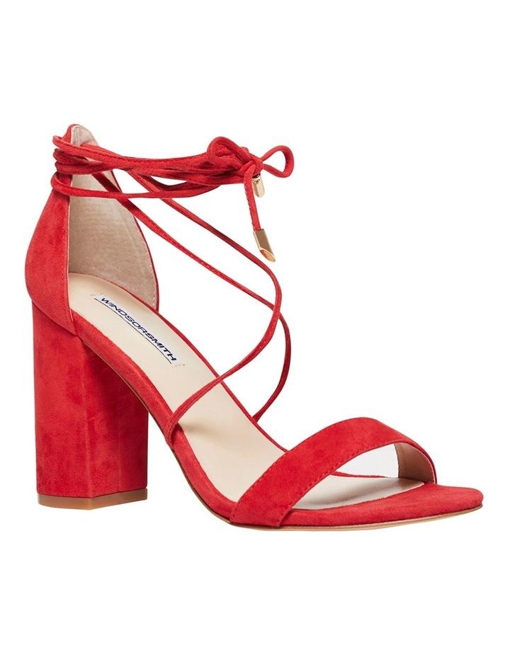Idina Red Sandal image 2