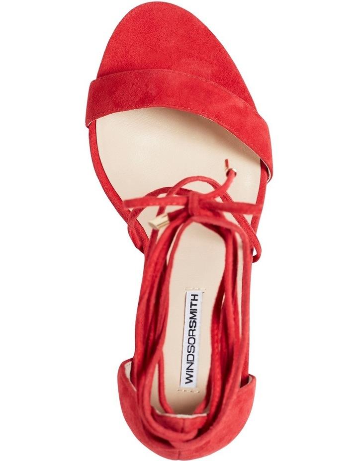 Idina Red Sandal image 3