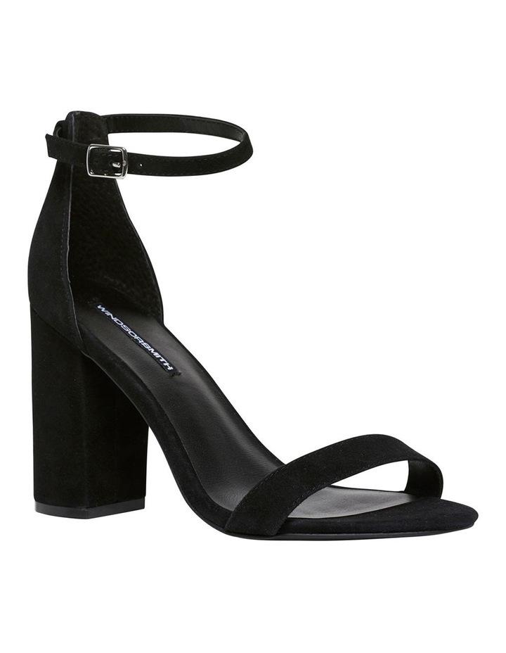 Indie Black Suede Sandal image 3