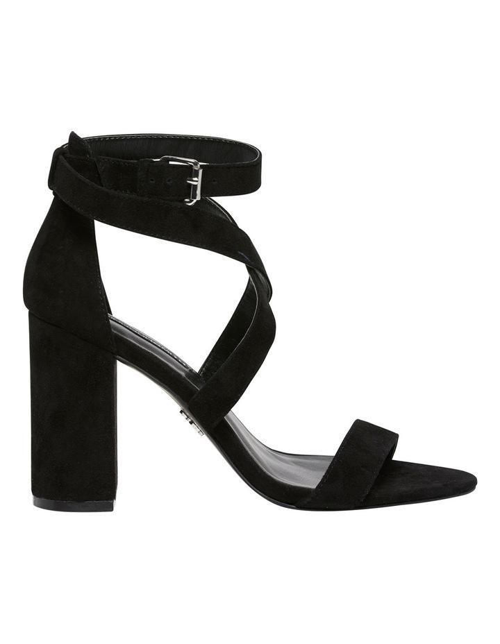 Ivena Black Sandal image 1