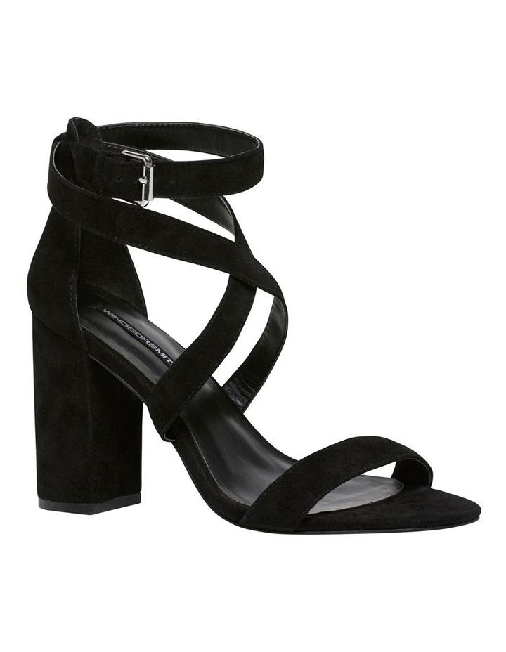 Ivena Black Sandal image 2
