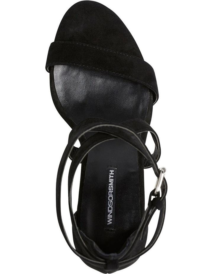 Ivena Black Sandal image 5