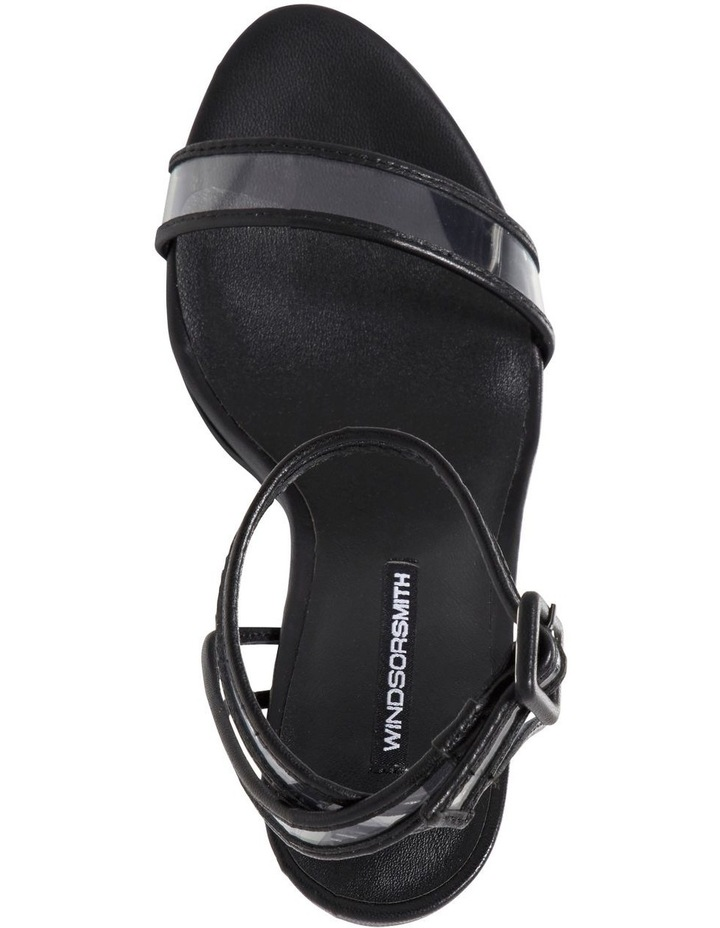 Perks Black Sandal image 3