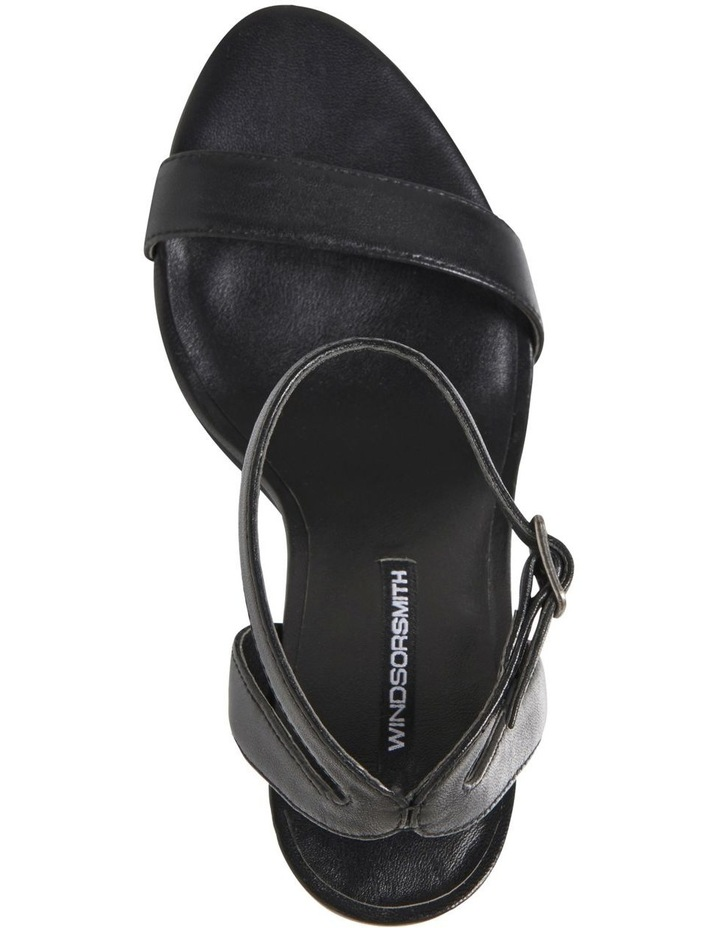 Positano Black Sandal image 3