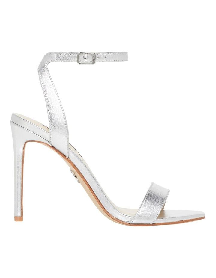 Windsor Smith Positano Silver Sandal