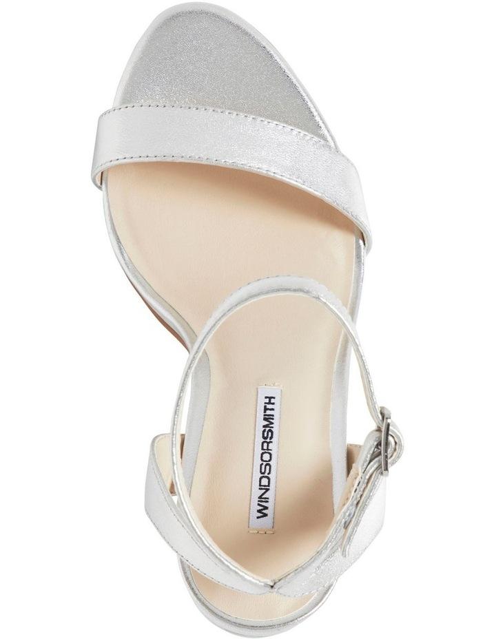 Positano Silver Sandal image 3