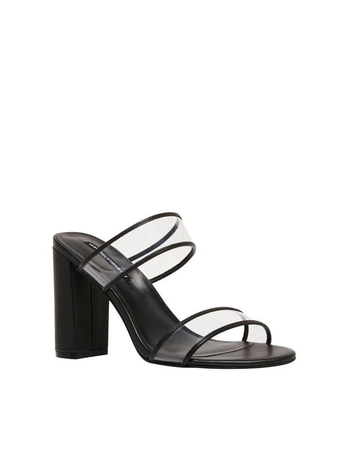 Icy Black Sandal image 2