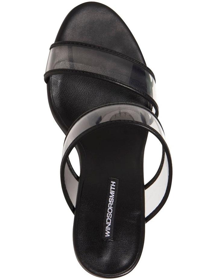 Icy Black Sandal image 5