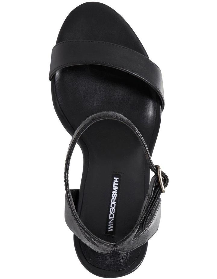 Idol Black Sandal image 3