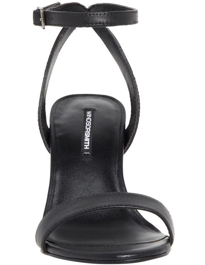 Idol Black Sandal image 5