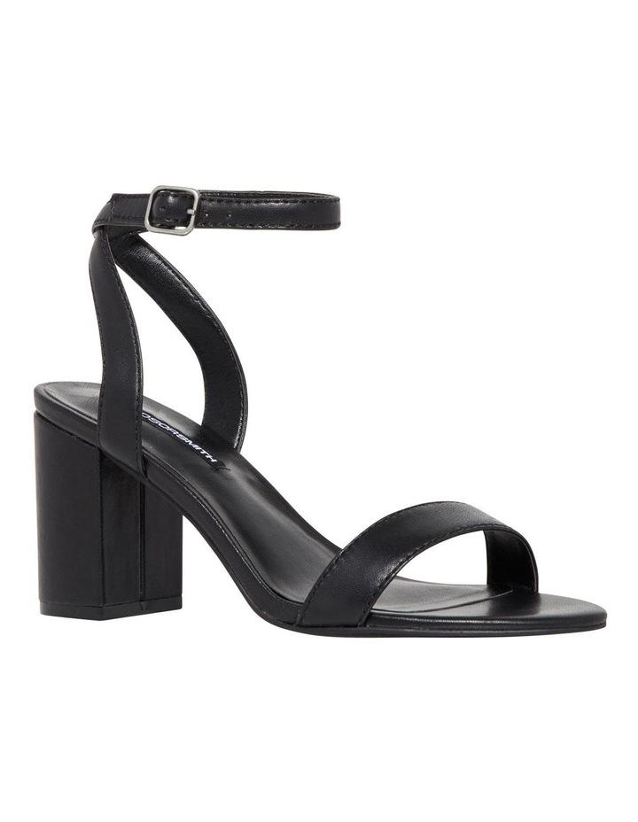 Lavish Black Sandal image 2