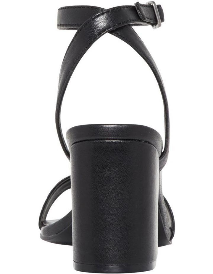 Lavish Black Sandal image 4