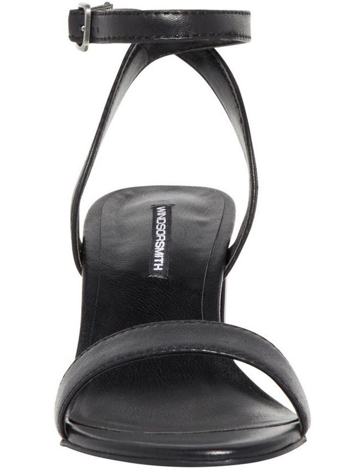 Lavish Black Sandal image 5