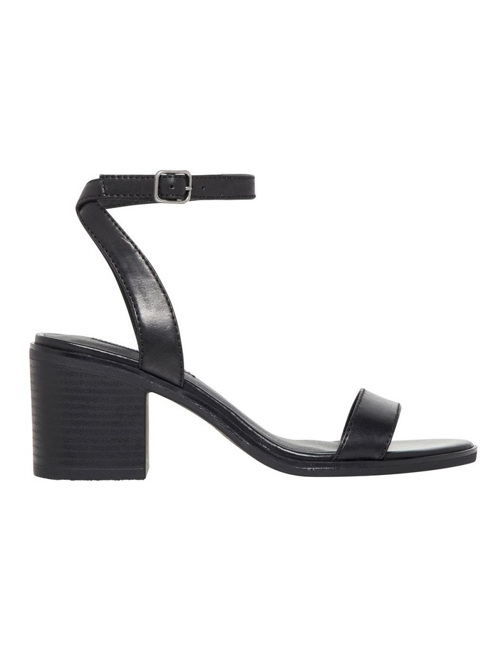 Lavendar Black Sandal image 1