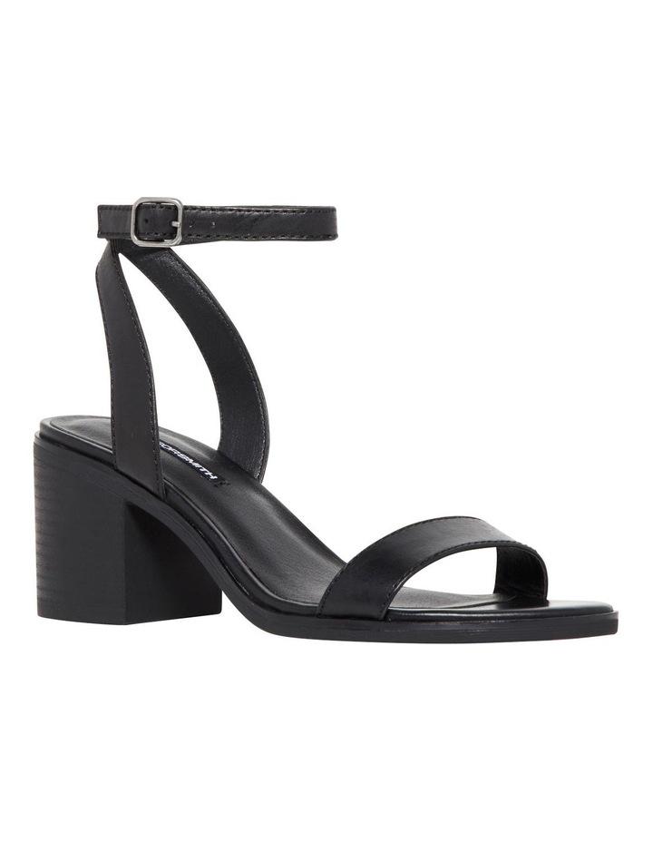 Lavendar Black Sandal image 2