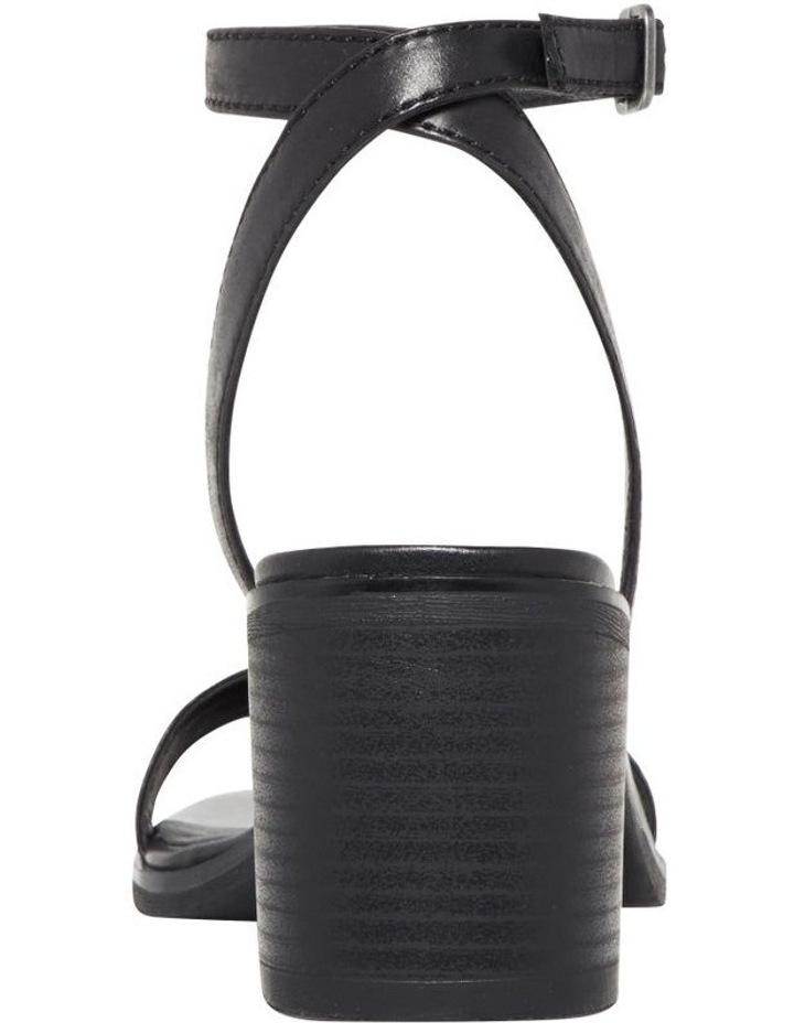 Lavendar Black Sandal image 4