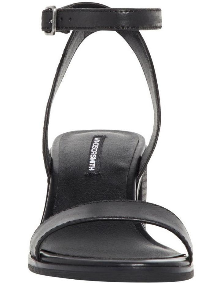 Lavendar Black Sandal image 5