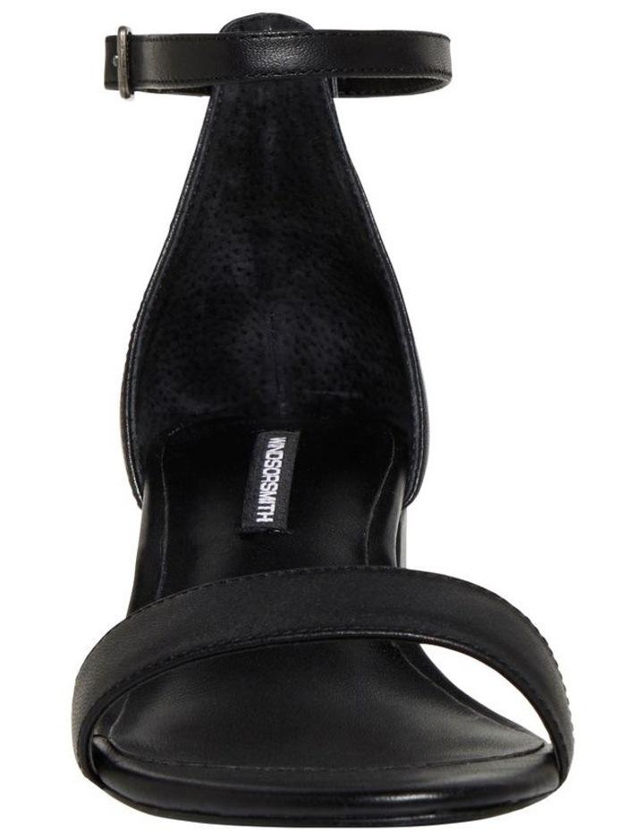 Majesty Black Sandal image 4
