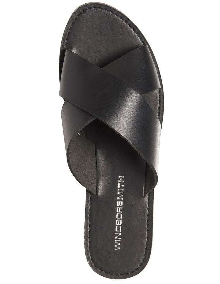 Bless Black Sandal image 5