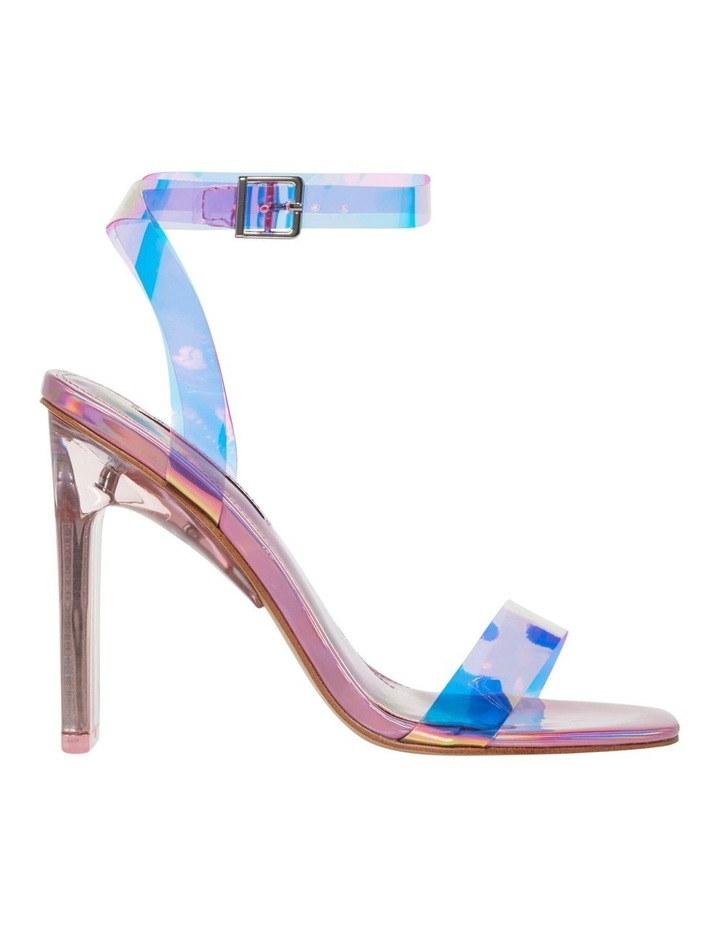 Fancy Pink Holographic Sandal image 1