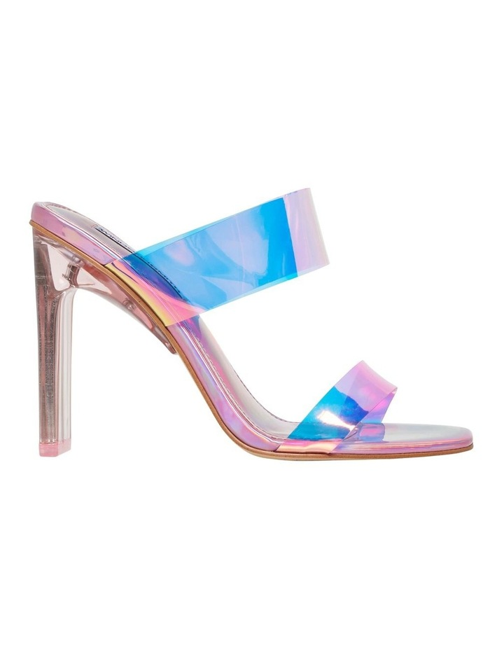 Flossy Pink Holographic Sandal image 1