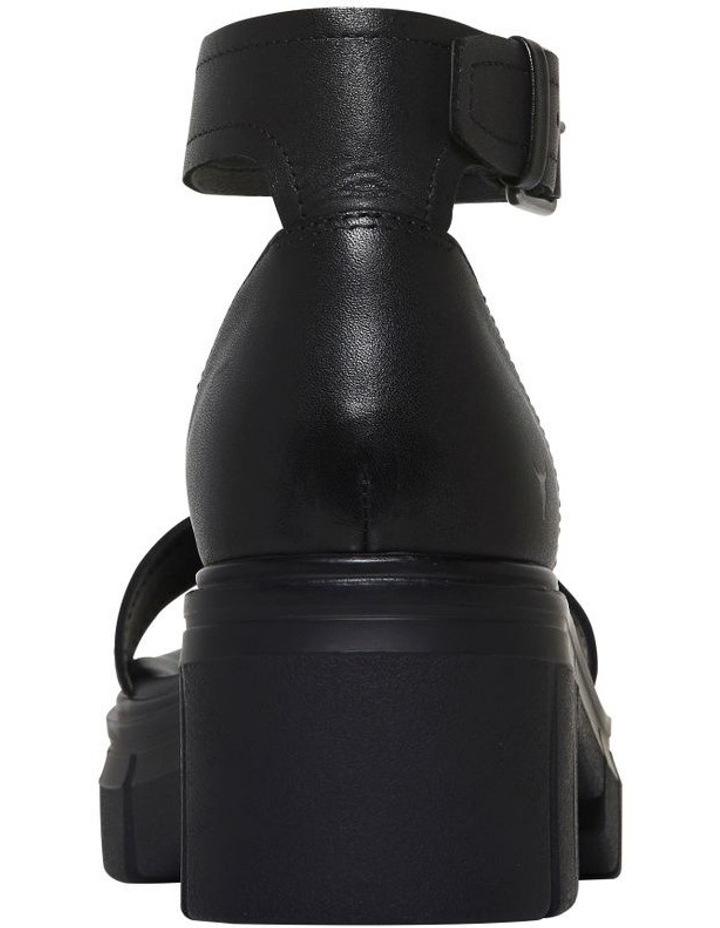 Slay Black Sandal image 3