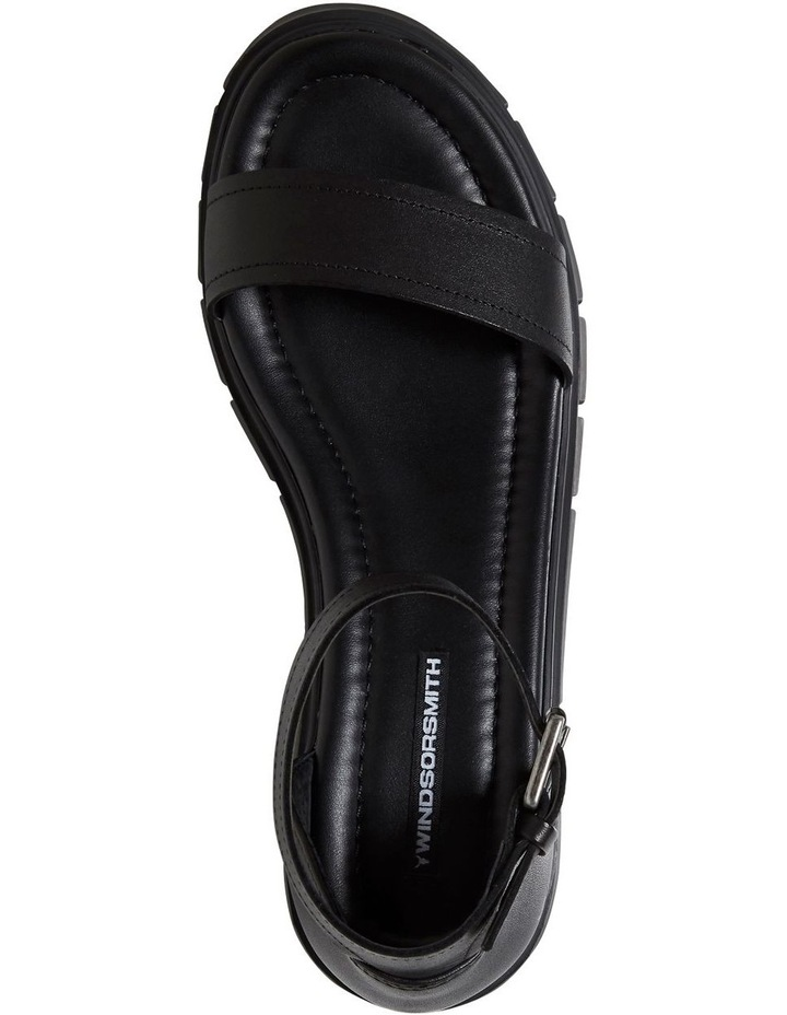 Slay Black Sandal image 5