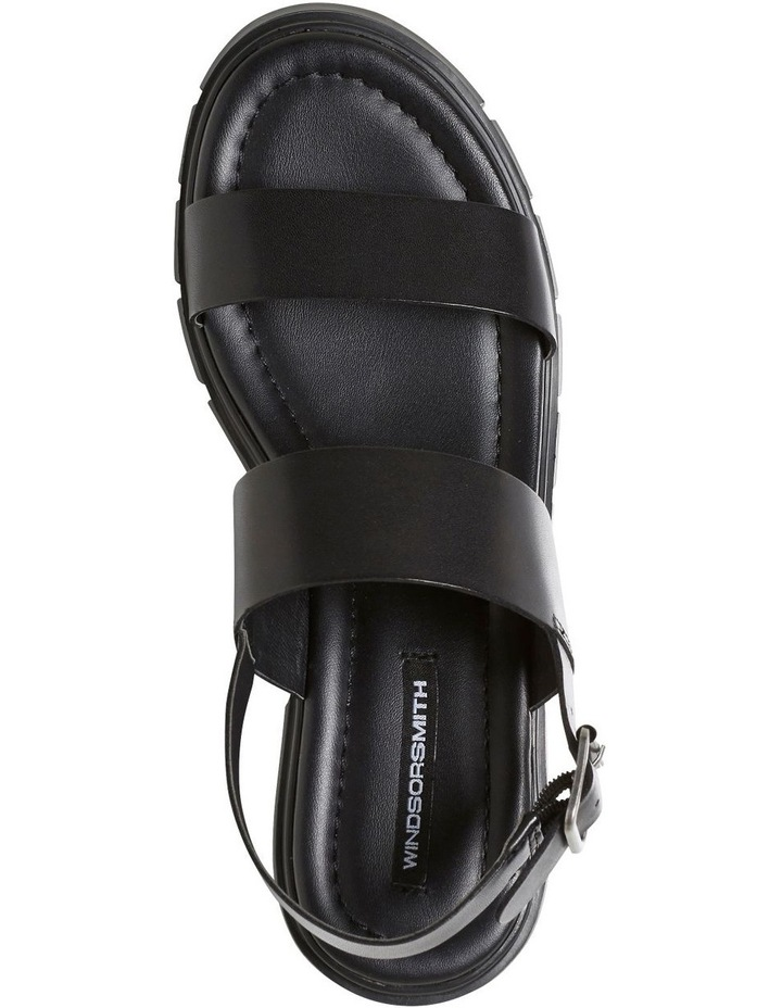 Stella Black Sandal image 3