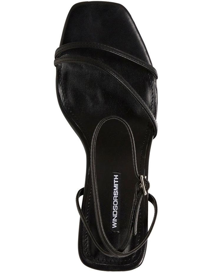 Callie Black Sandal image 5