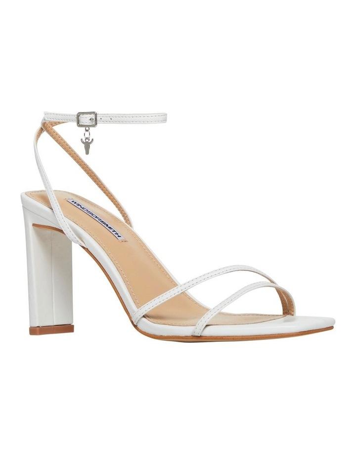 Callie White Sandal image 2
