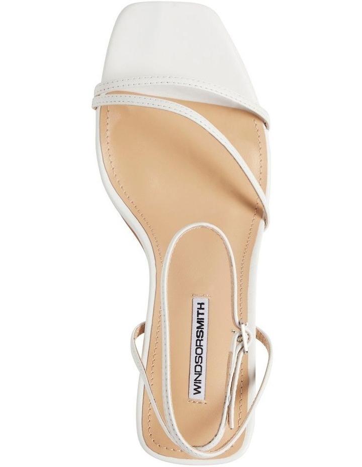 Callie White Sandal image 5