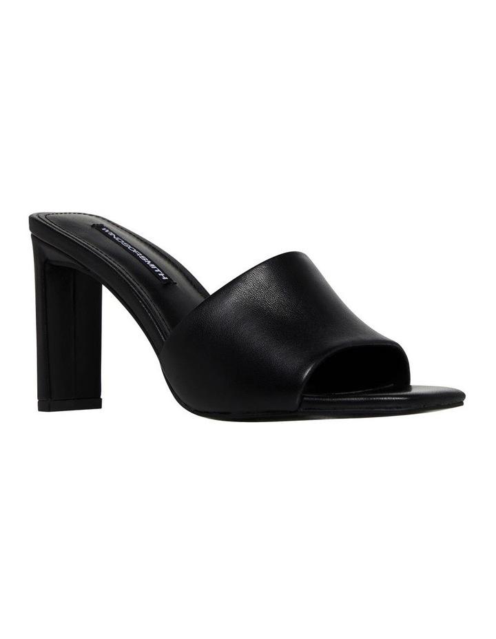Curve Black Sandal image 2