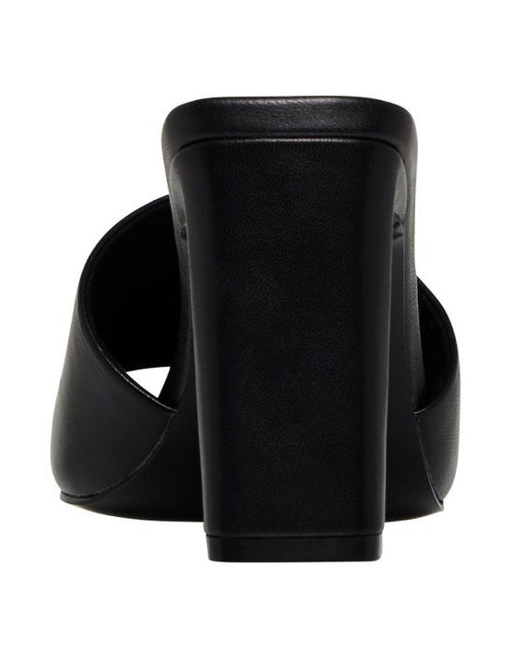 Curve Black Sandal image 3