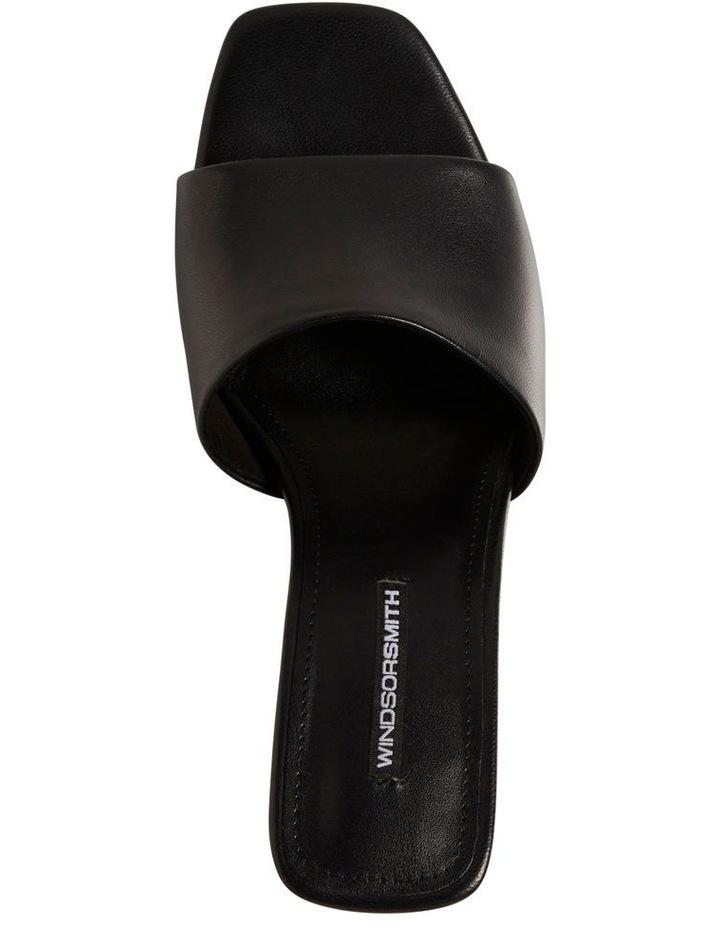 Curve Black Sandal image 5