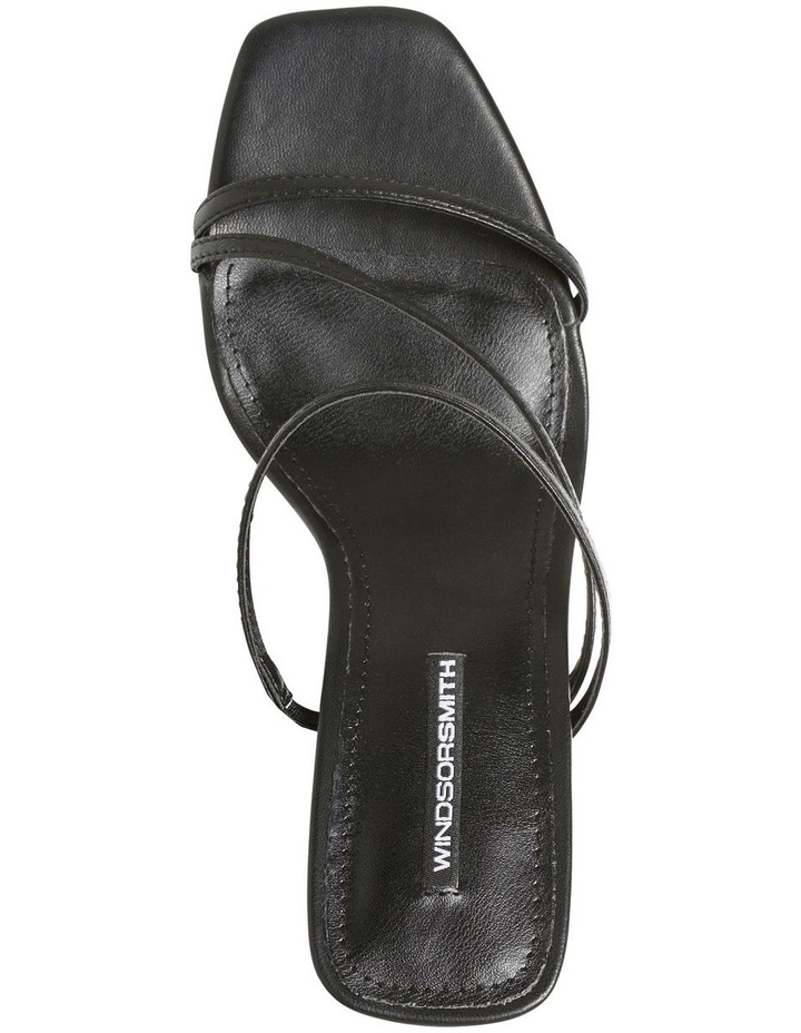 Devotion Black Sandal image 2