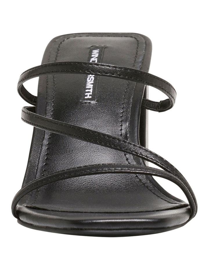 Devotion Black Sandal image 4