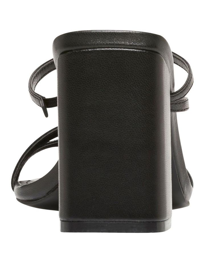 Devotion Black Sandal image 5